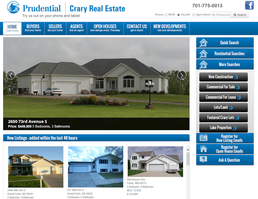 Crary Homes and Real Estate